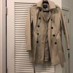 Express trench coat